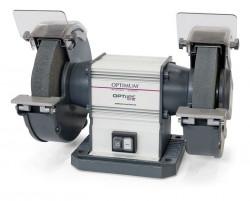 OPTIMUM GU25 (400V) Dvoukotoučová bruska + KLÍČE