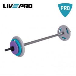 Nakládací činka LivePro Studio Disk Set