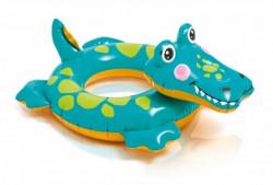 Kruh plavací INTEX krokodýl