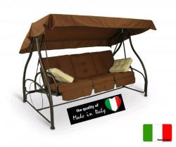 TEVERE luxusní italská zahradní houpaèka