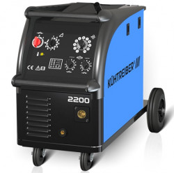 KIT 2200 Standard 4 kladka sváøeèka MIG/MAG CO2 Kühtreiber