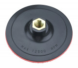 115mm Unašeè / nosiè brusiva na suchý zip M14 108501