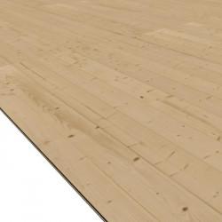 Døevìná podlaha KARIBU DAHME 3 (42568)