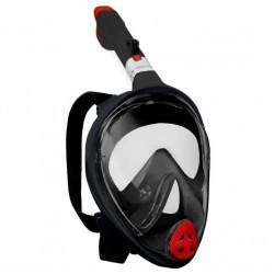 Potápěcí celoobličejová maska SEDCO + GoPro adaptér L/XL černá