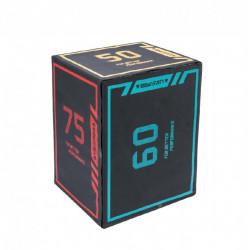 CrossFit Plyo box 3v1 SOFT 50×60×75cm