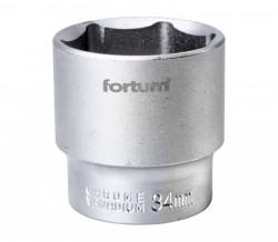 "34mm hlavice 1/2"" 6hran FORTUM"