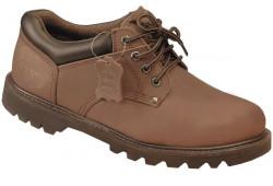Pracovní obuv ROAD MADISON polobotka hnědá 0711