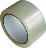 Lepící páska 50 mm 66m PP transparentní