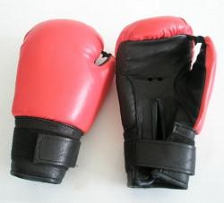 BOX rukavice TRAINING 10OZ 0084 èerné/èervené