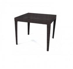 Domus Ventures DV-002833 jídelní stůl Dallas 90x90 cm