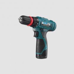 XTline XT102699 AKU vrtačka 2v1 10,8V 2x baterie 2,0Ah 13dílů
