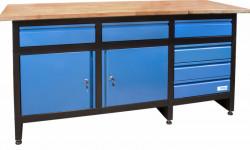 Dílenský stůl 171x60cm Güde GW 6/2 XL