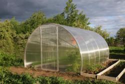 DNÌPR 3,14x6m PC 6mm skleník 18m2 + TEPLOMÌR