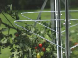 Podpěry na poličku do skleníků 25cm