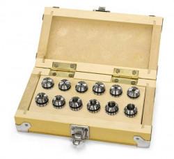 Kleštiny 1–10 mm ER16 12 ks OPTIMUM 3440282