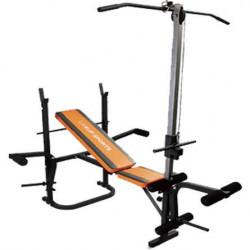 LiveUP LS1117 Posilovací lavice Fitness