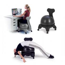 Balanèní židle s gymnastickým míèem - SEDCO FIT CHAIR