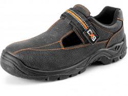 Obuv sandál CXS STONE NEFRIT S1 černé
