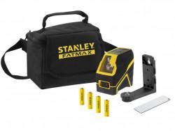 Laser křížový FatMax červený FCL-R STANLEY FMHT77585-1