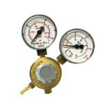 Redukèní ventil CO2, 2 manometry, micro MEI