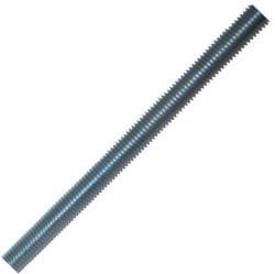 Závitová tyč M20 1m pevnost 4.8 Zn