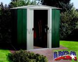 ARROW DRESDEN 65 zahradní domek zelený 194x151cm