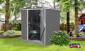 EZEE SHED 65 zahradní domek 177x157cm šedý