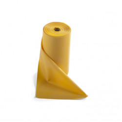 Aerobic guma metráž - 12m, tl. 0,65cm, žlutá