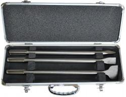 3-dílná sada sekáčů SDS-Max MAKITA D-40543