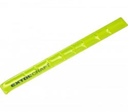 Náramek reflexní žlutý 340x30mm