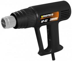 PROTECO horkovzdušná pistole 2000W