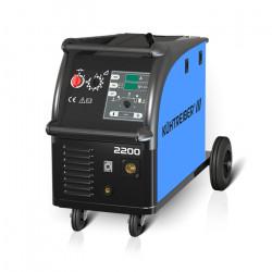KIT 2200 PROCESSOR 4 kladka svářečka MIG/MAG CO2 Kühtreiber