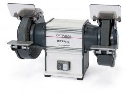 OPTIMUM GU20 (400V) Dvoukotoučová bruska + KLÍČE