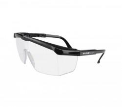 Brýle ochranné èiré, nastavitelná délka nožièek EXTOL 97301