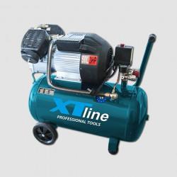 XTline 3050V kompresor 2,2KW 8bar 50L