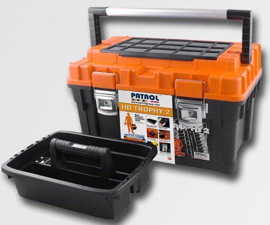 Box plastový TROPHY 595X345X355mm