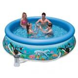 Bazén 305x76 cm + filtrace EASY OCEÁN VÝPRODEJ
