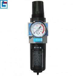 """Redukční ventil vzduchový s filtrem 3/8"""" Güde"""