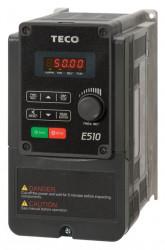 Frekvenční měnič 2,2kW TECO E510-203-H1F 1x230V