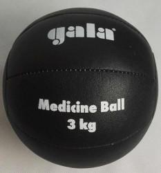 Míč MEDICINBAL 3kg 80cm GALA 0330S