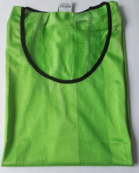 RICHMORAL Rozlišovací dresy STRIPS vel.XL zelená