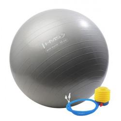 ANTI-BURST gymnastický míč 55cm šedý HMS