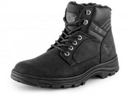 Zimní kotníková obuv CXS INDUSTRY černá