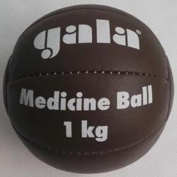 Míč MEDICINBAL 1kg 53cm GALA 0310S