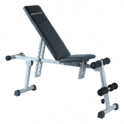 Posilovací lavièka sit-up-bench ACRA KH666