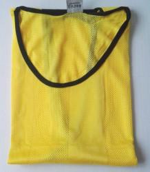 RICHMORAL Rozlišovací dresy STRIPS vel.XL žlutá