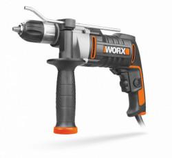 WORX WX318 Příklepová vrtačka 810W 13mm