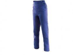 Pracovní kalhoty dámské HELA MODRÁKY