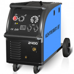 KIT 2400 Standard 4 kladka svářečka MIG/MAG CO2 Kühtreiber