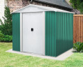 MAXTORE 108 ZELENÝ zahradní domek 2,9x2,3m